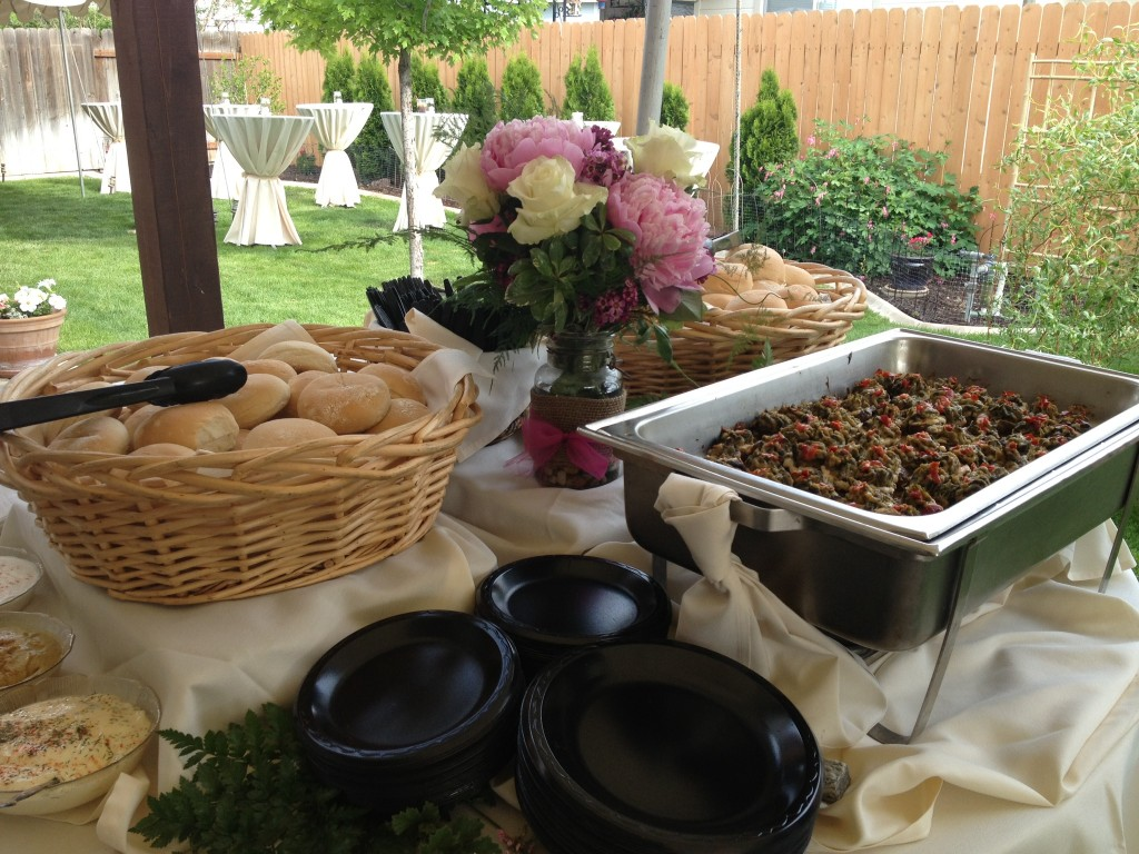 big sky boise buffet catering
