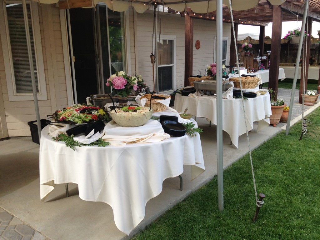 event caterers