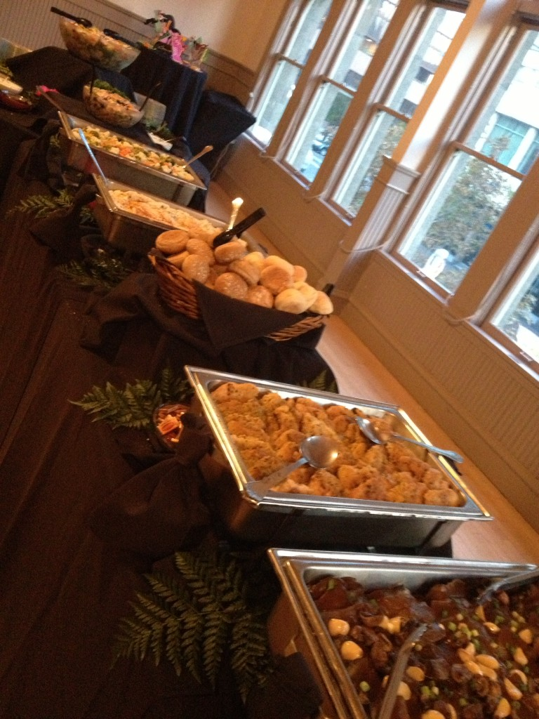 big sky luncheon catering