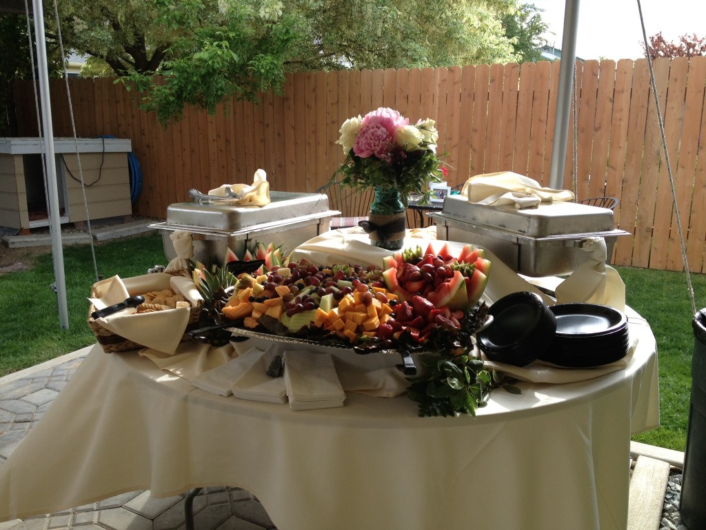 boise dinner and lunch catering