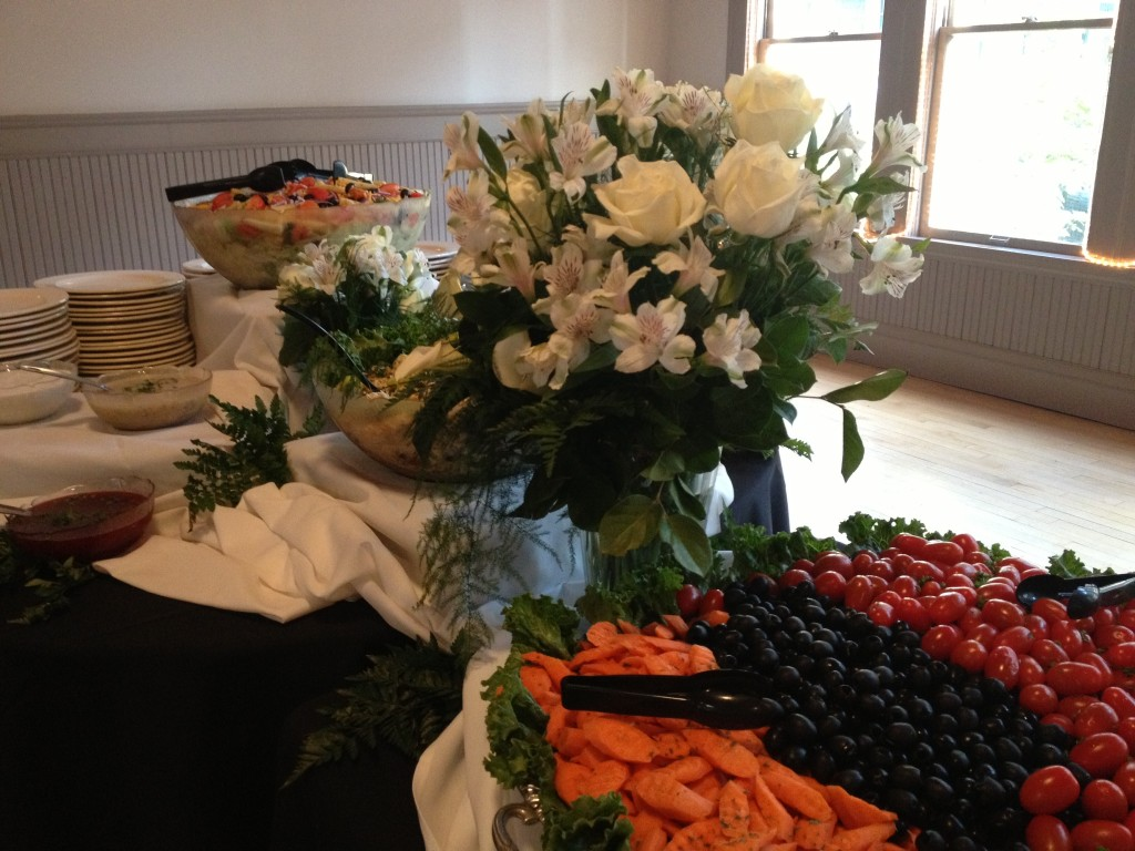 downtown boise catering rose room