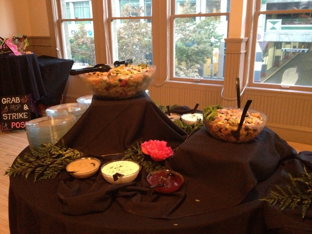 boise holiday parties catering treasure valley big sky catering
