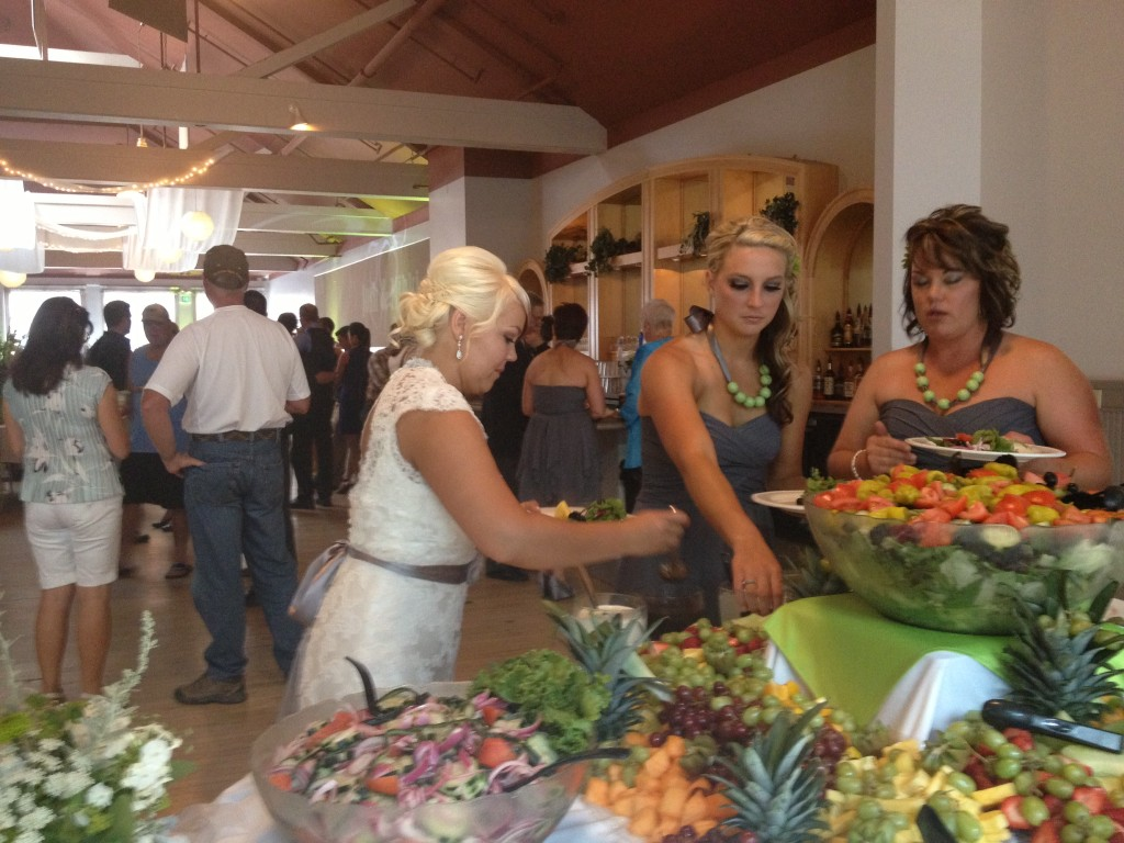 boise wedding catering services