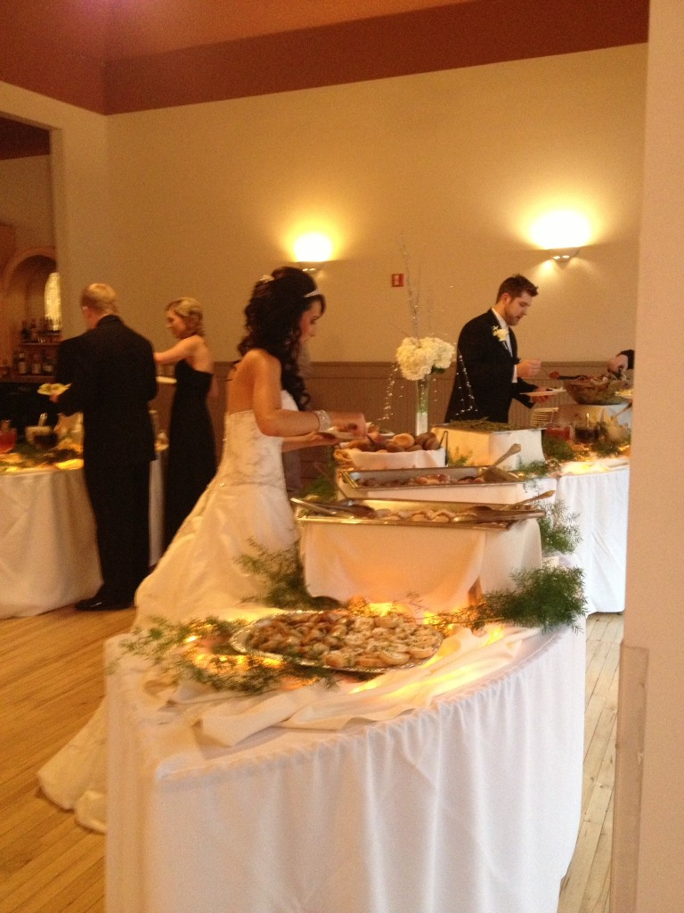 downtown special events catering