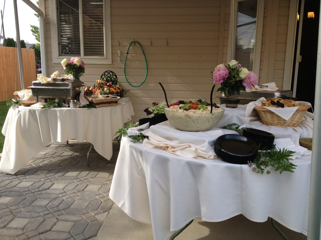 special events boise catering service