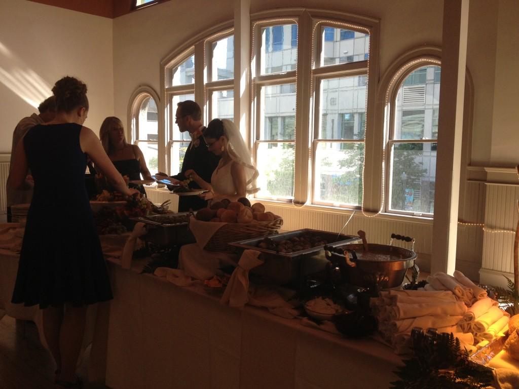 treasure valley formal dining catering