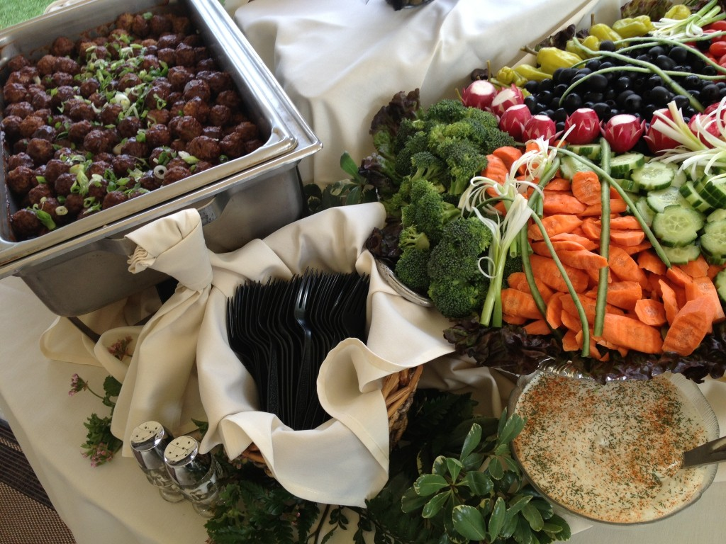 wedding and events catering
