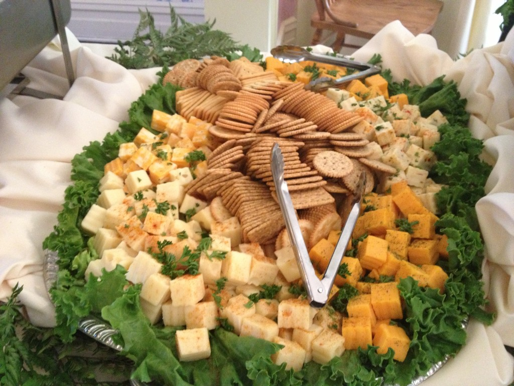 appetizer catering